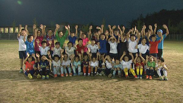 仲間とサッカーを楽しもう♪