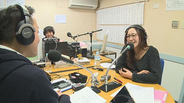 ラジオ局のお仕事