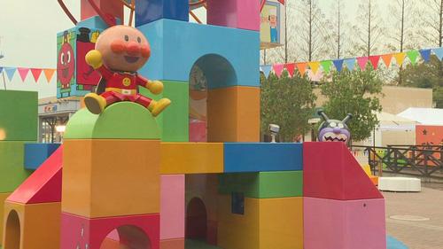 子どもに大人気のテーマパーク!