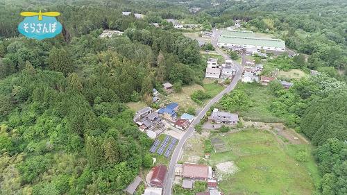 中山道 細久手宿(日吉町)