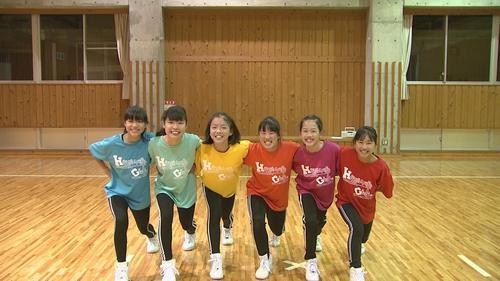 ダンス大好き6人組☆