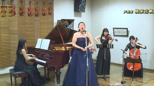 #3 横家志帆(ソプラノ)