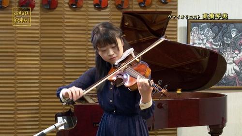 #2 髙橋琴美(ヴァイオリン)