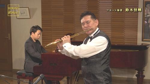 #4 鈴木信輝(フルート)