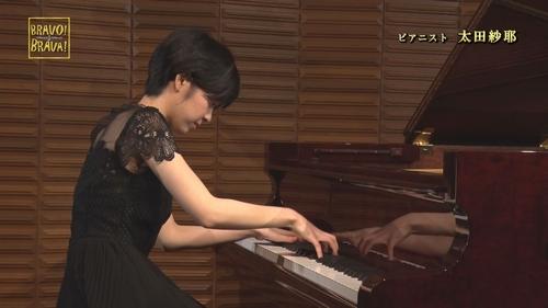 #5 太田紗耶(ピアノ)