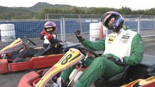#6 フェスティカサーキット瑞浪でレーシングカート