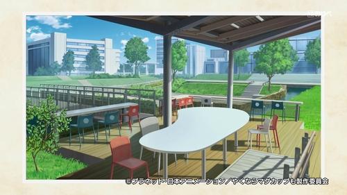 #4 姫乃が父のお茶漬け碗のデザインを考えた場所「虎渓用水広場」