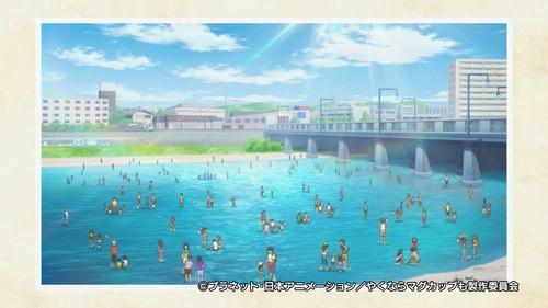 #8 姫乃たちが夢の中で遊んだ「土岐川」
